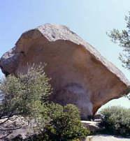 Il Fungo di Arzachena