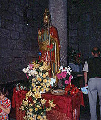 Statua San Simplicio